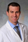 Dr. Adam R. Johnson, Medical Director of HCMC's Center for Wound Healing