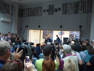 International Press Conference