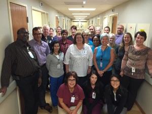 Positive Care Center Staff