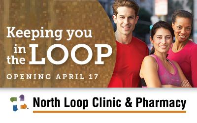 North Loop InfoOncall graphic